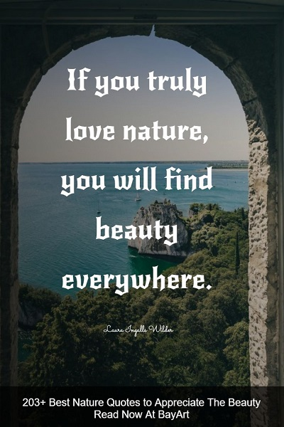 best nature quotes ever