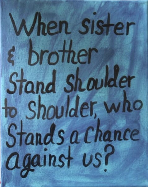 brother and sister emotional quotes