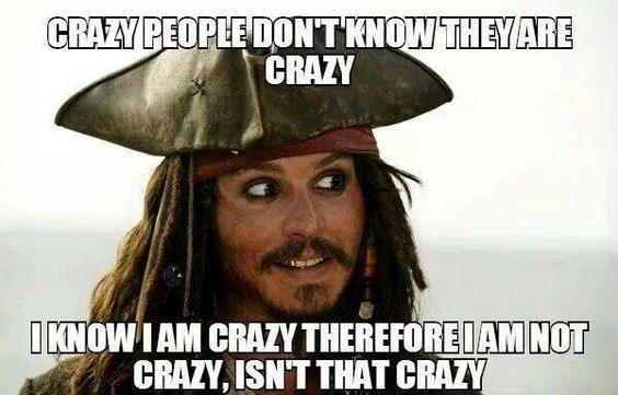 crazy sayings