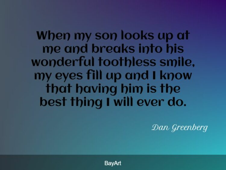 daddy and son quotes