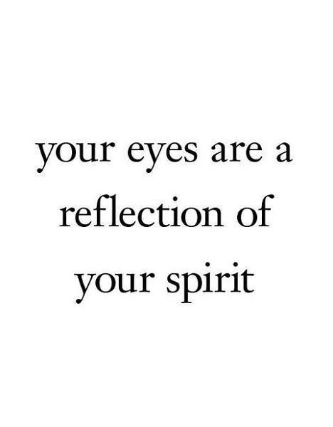 eyes motivational quotes