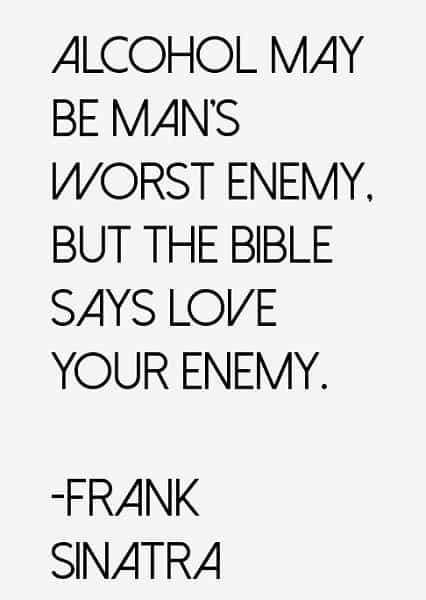 frank sinatra quotes with images
