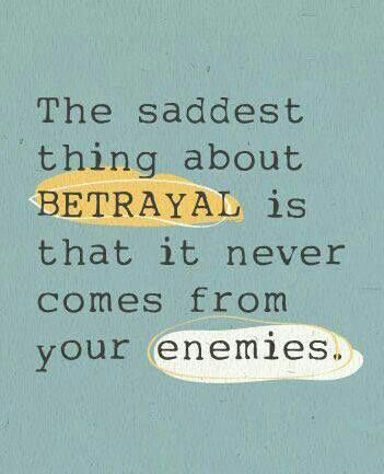 friendship betrayal quotes
