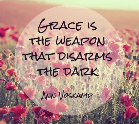 inspirational grace quotes and images