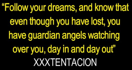 inspirational xxxtentacion quotes