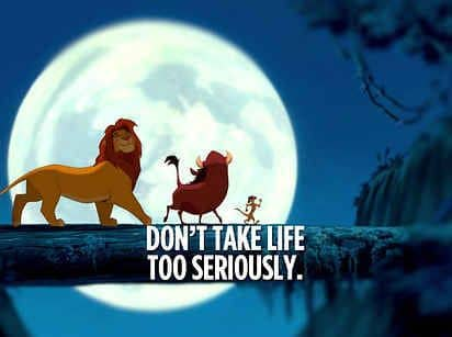 lion king quotes funny