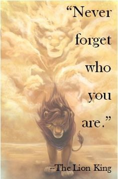 lion king sayings pictures