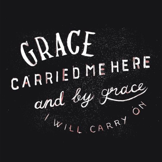 motivating grace sayings