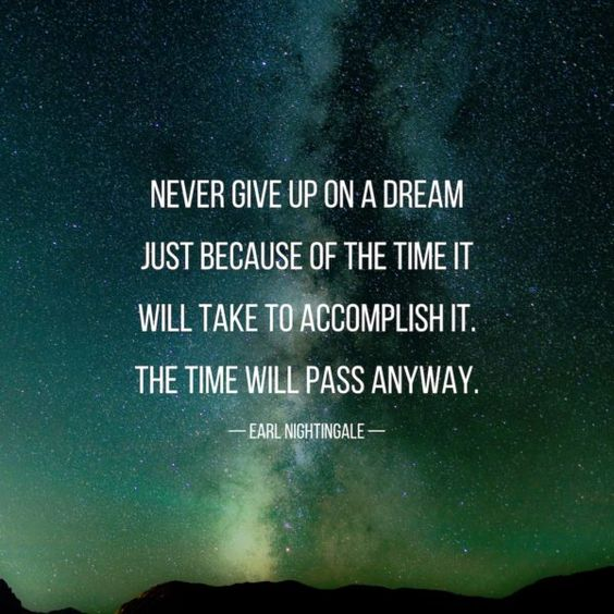 never give up on yourself quotes