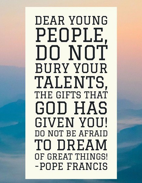 pope francis motivational quotes