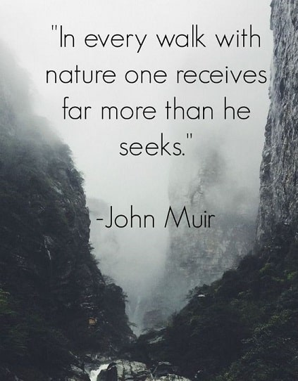 quotes on mother nature