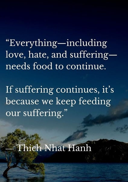 thich nhat hanh sayings with images
