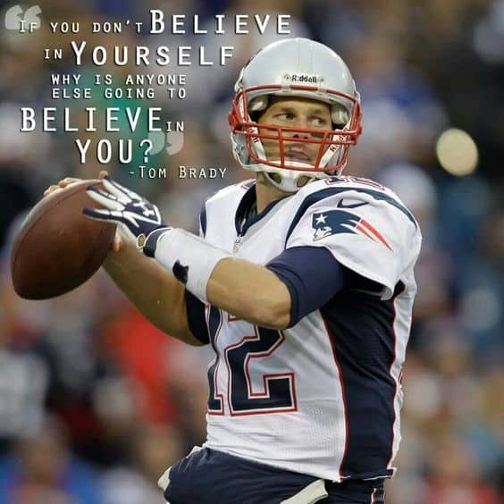 tom brady sayings with images