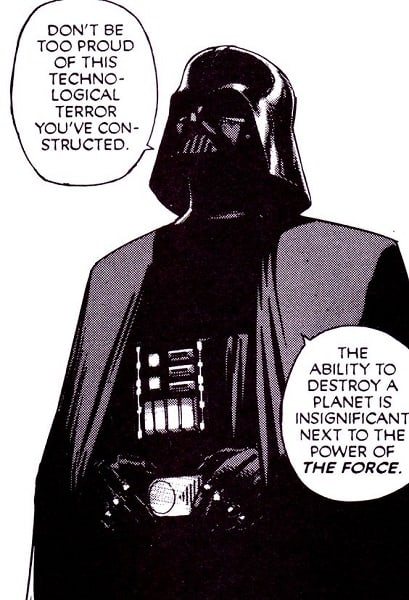 top darth vader quotes