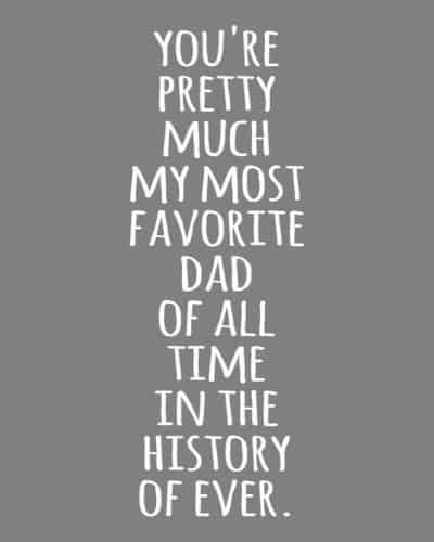 top father son quotes