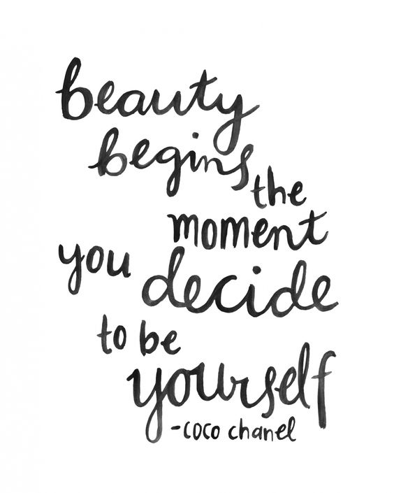 be yourself quotes and sayings
