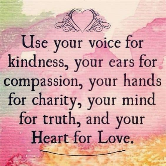 caring quotes and sayings
