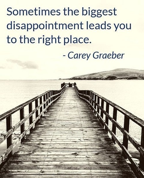 disappointment quotes images
