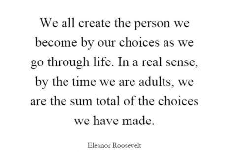 eleanor roosevelt quotes about life