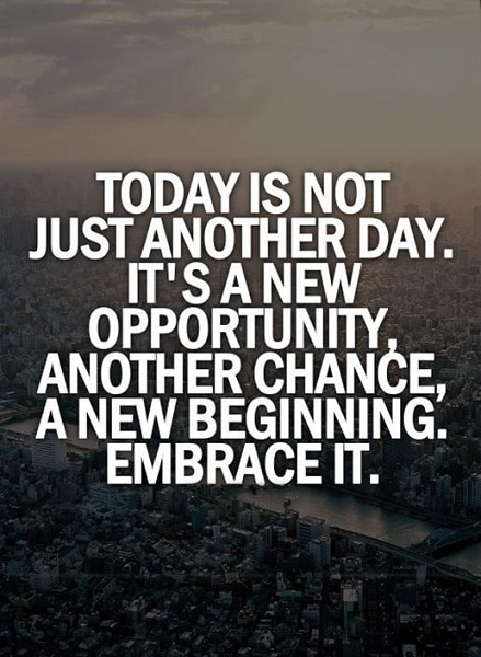 97+ EXCLUSIVE New Day Quotes That Have Changed My Life - BayArt