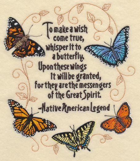 famous butterfly sayings