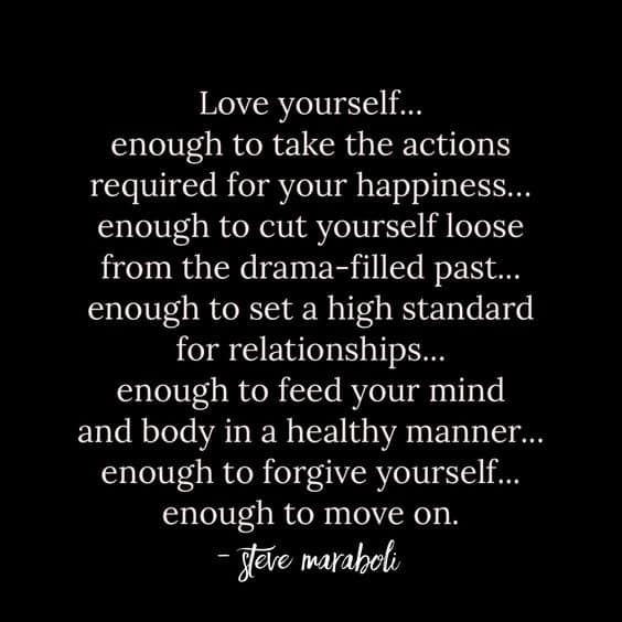 famous love yourself quotes