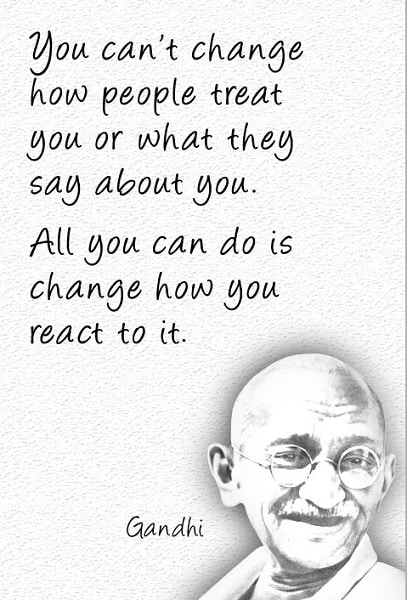 gandhi motivating quotes
