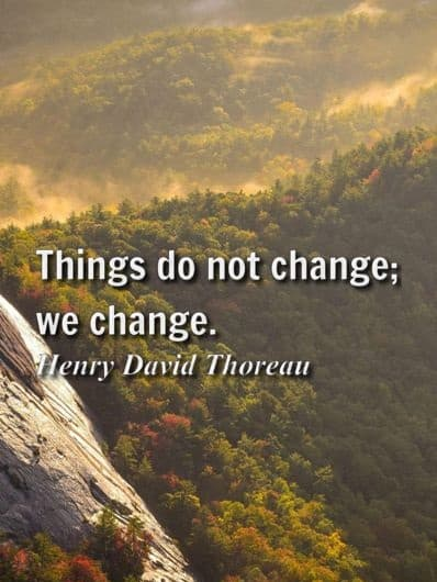 inspirational thoreau quotes