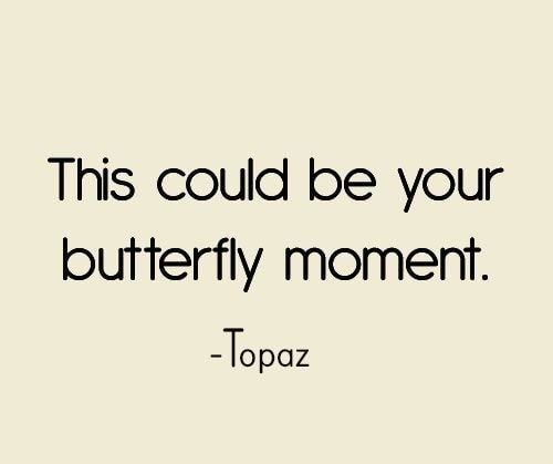 inspiring butterfly quotes