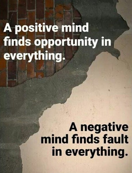 inspiring positive thinking quotes