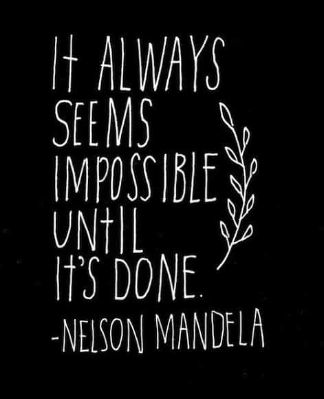 motivating nelson mandela sayings