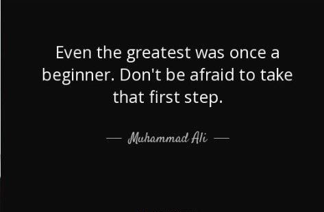 muhammad ali quotes with pictures