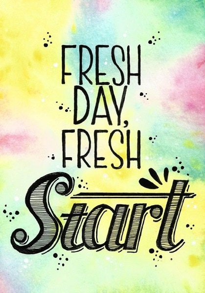 new day positive quotes