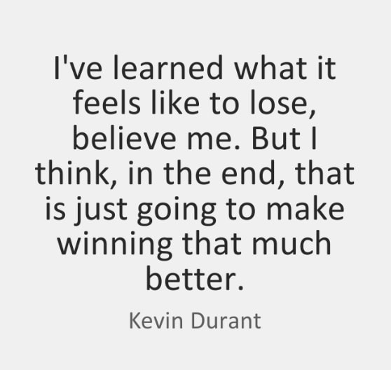 quotes by kevin durant
