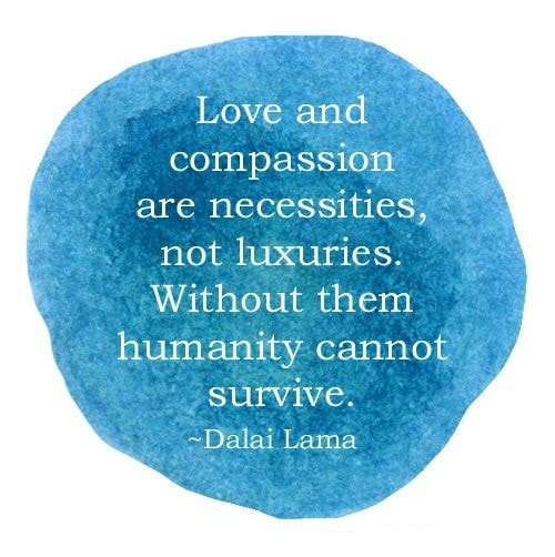 quotes on compassion