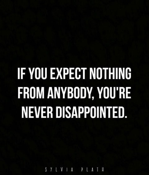 quotes on disappointment