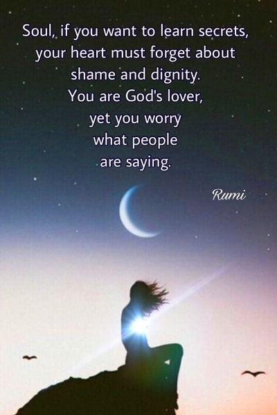 rumi quotes inspirational