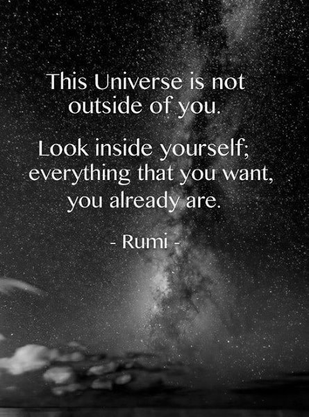 rumi quotes with pictures