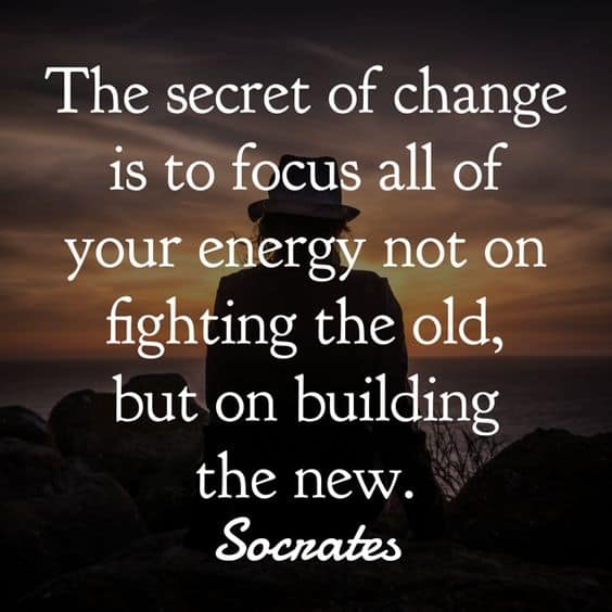socrates quotes about change