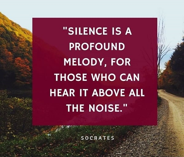 socrates quotes about silence