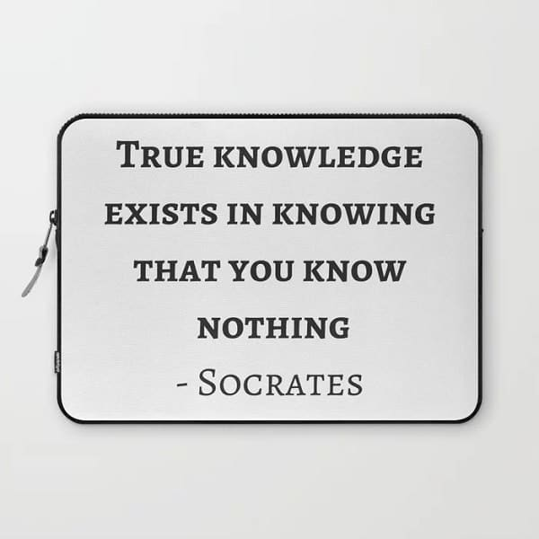 socrates quotes about true knowledge