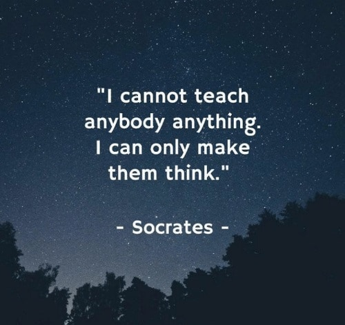 socrates sayings with images