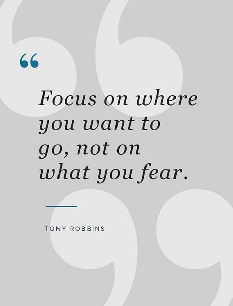 tony robbins quotes about success