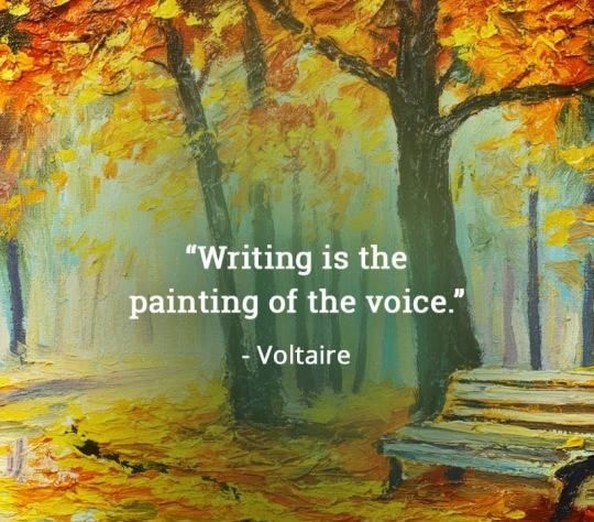 voltaire quotes about writing