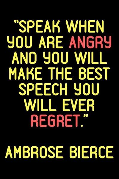 anger life quotes