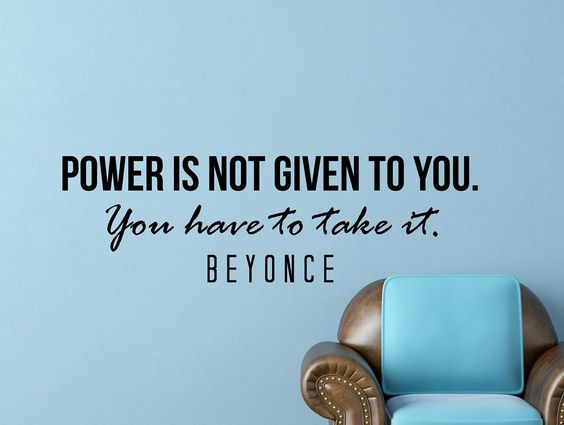 beyonce empowering quotes