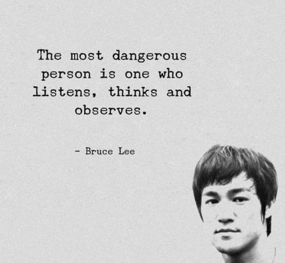 bruce lee quotes on life
