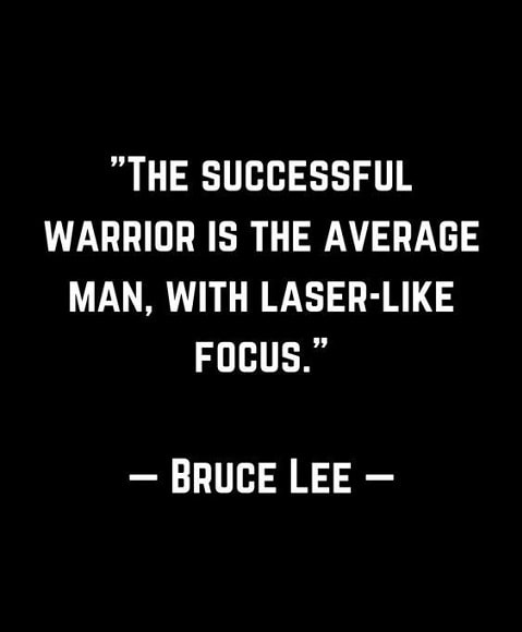 bruce lee quotes on success