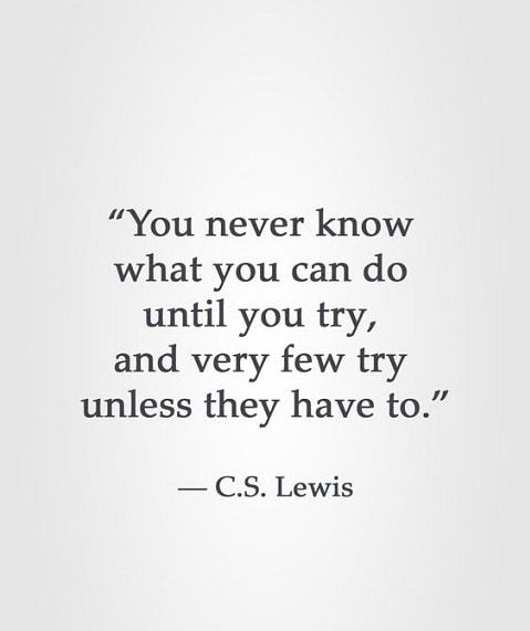 cs lewis quotes about life