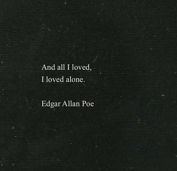 edgar allan poe sayings